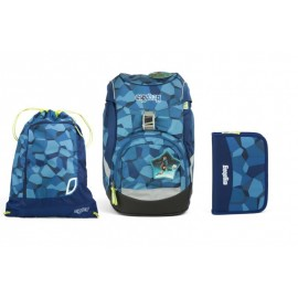 Ergobag Prime set 2 Blue Stones